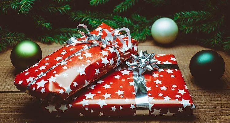 yılbaşı hediye kutusu