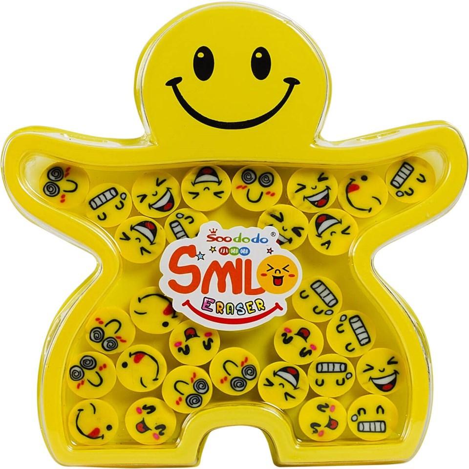 woohoobox emoji silgi