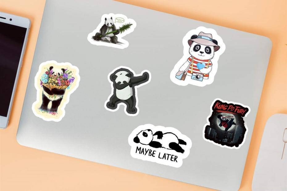 woohoobox sticker