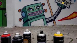 woohoobox graffiti