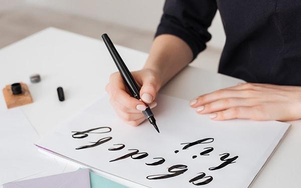 Doldurmalı Kaligrafi Kalemi
