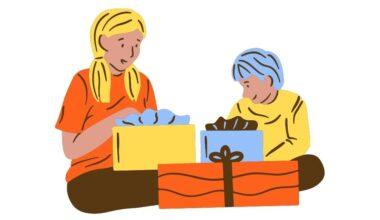 kardeşe hediye kutusu