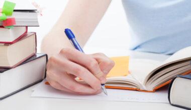 Ders Çalışırken Etkili Not Alma Yöntemleri