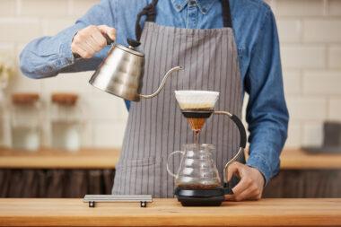 Evde Makinesiz Filtre Kahve Yapımı